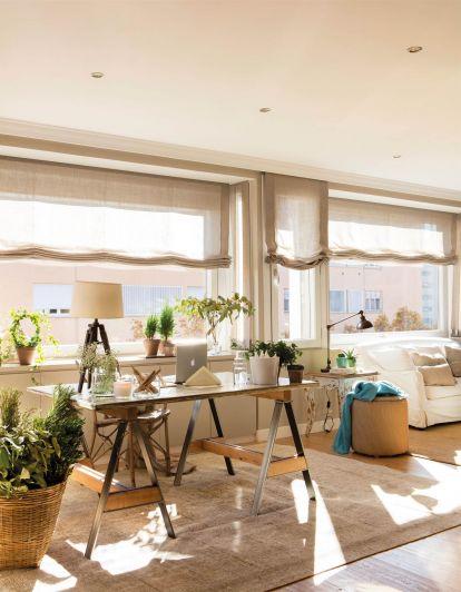 ¿Cuál es el modelo de cortina ideal para vestir ventanas?
