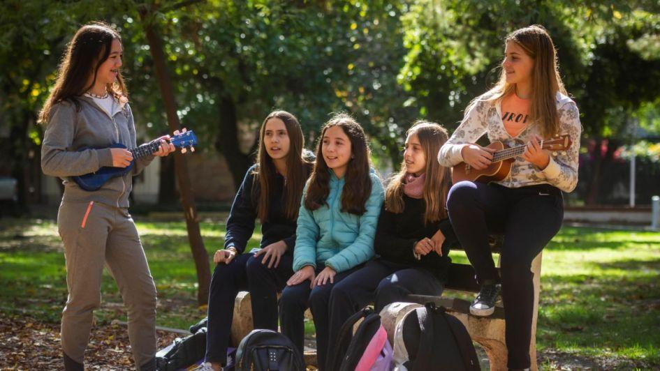 El fenómeno ukelele: cuando la música se mete de lleno en la vida de los chicos