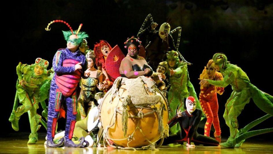 Salieron a la venta las entradas para el espectáculo del Cirque Du Soleil en Mendoza