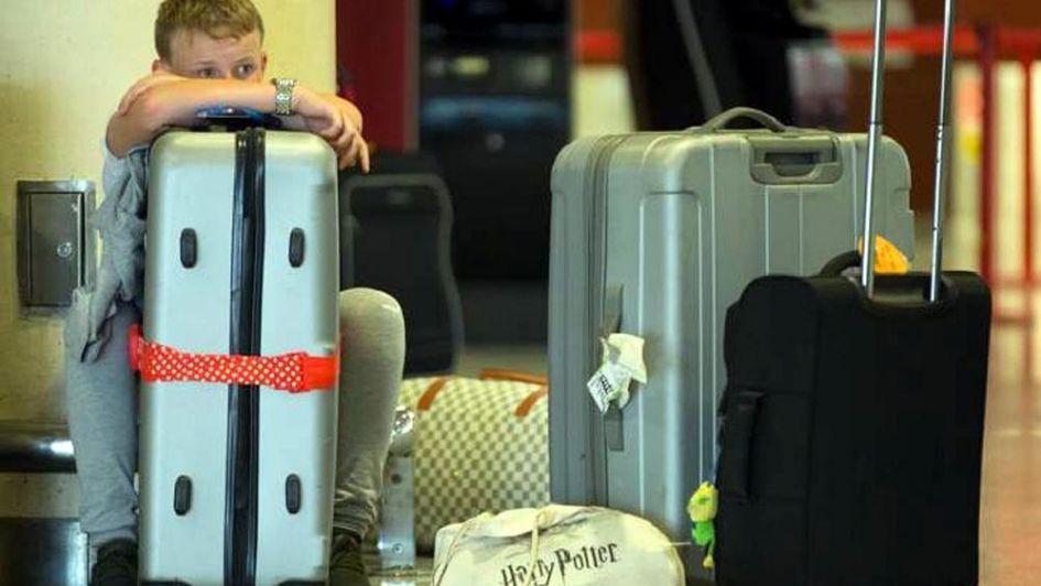 Insólito: empezarían a pesar a los pasajeros