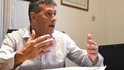 Alejandro Bermejo, precandidato del PJ