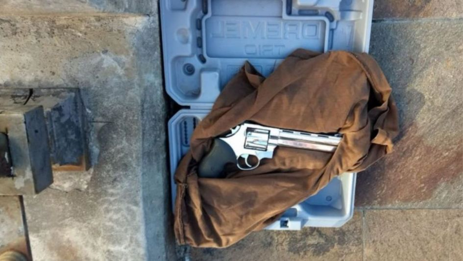 Casa Rosada: detuvieron a un hombre armado que quiso ingresar a ver al Presidente