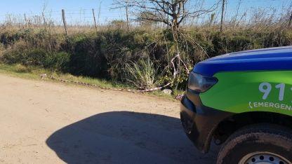 El hallazgo se produjo en la zona de San Vicente, provincia de Buenos Aires.