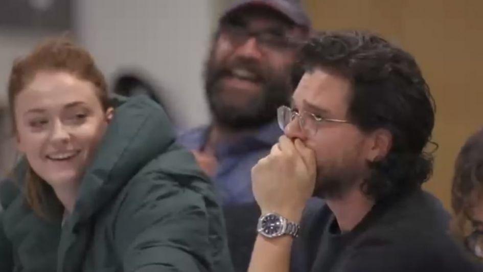 ¿El último spoiler? Las lágrimas de Jon Snow y la despedida de Daenerys en Game of Thrones