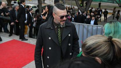 El cantante Fernando Ruiz Díaz