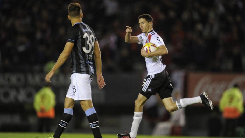 Copa de la Superliga: River goleó a Atlético Tucumán pero no le alcanzó para clasificar