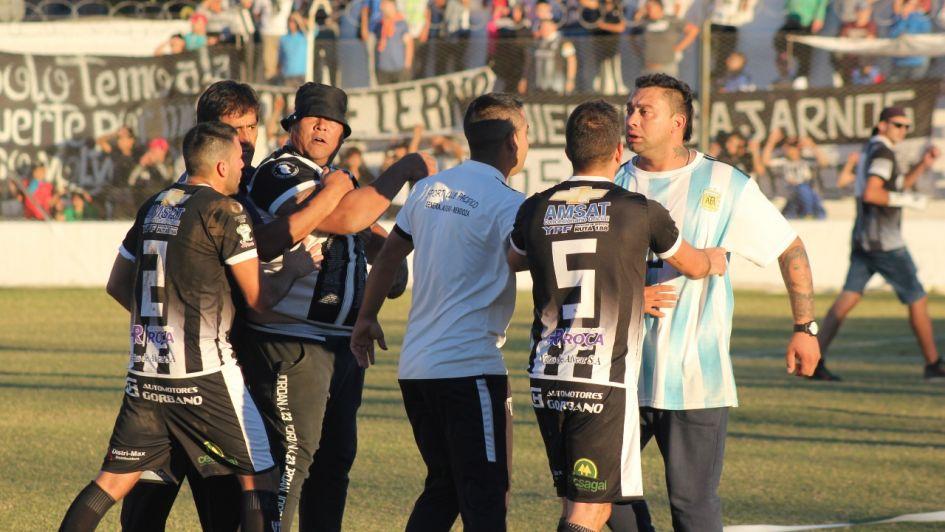 """Gabriel Mostaccio: """"Queremos contar con árbitros profesionales"""""""