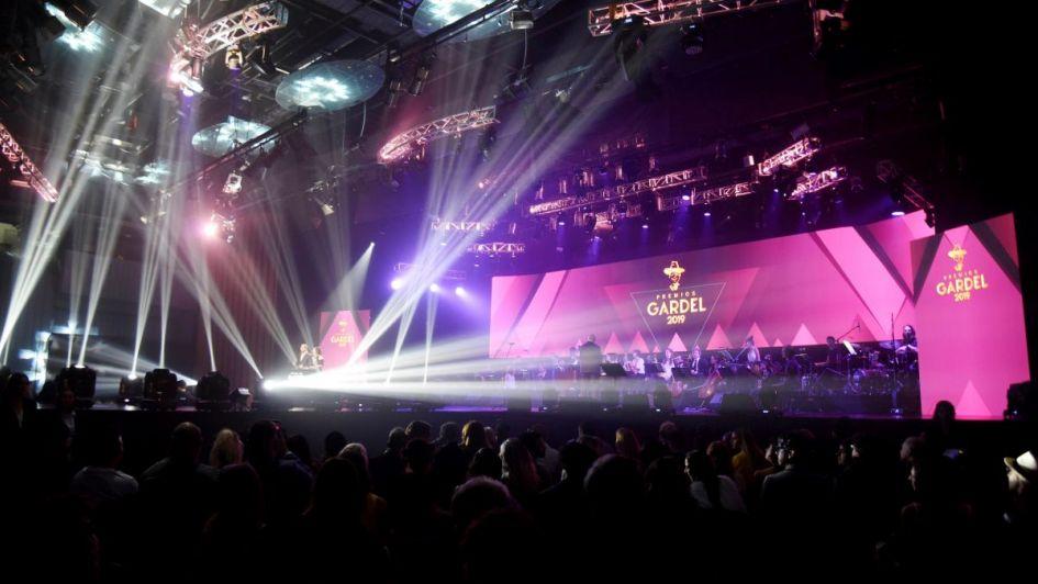 Los Gardel en Mendoza: la entrega de los premios más importantes del país fue una fiesta