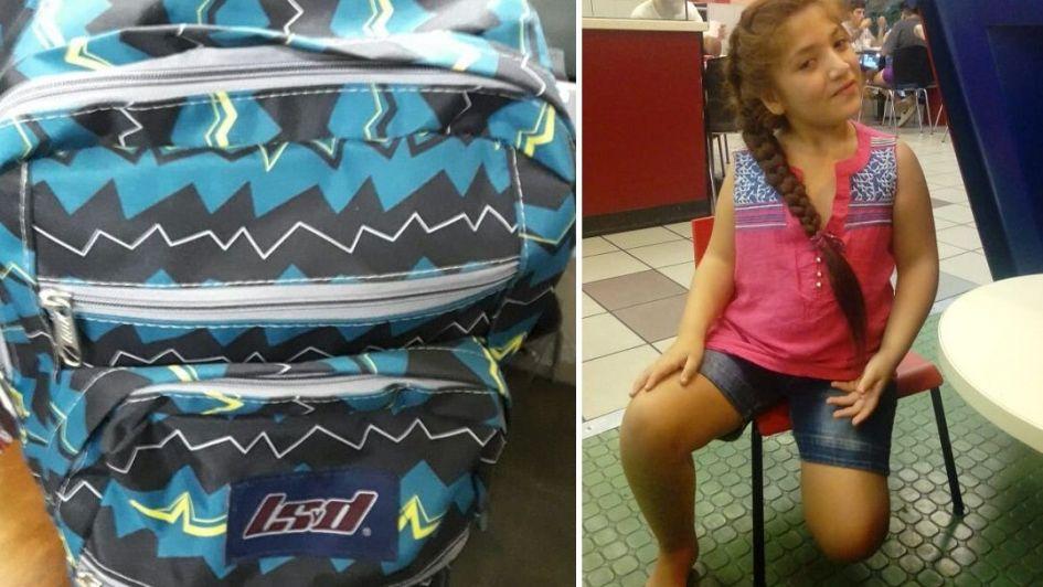 Final feliz: apareció la bomba de insulina que una nena mendocina extravió en el micro