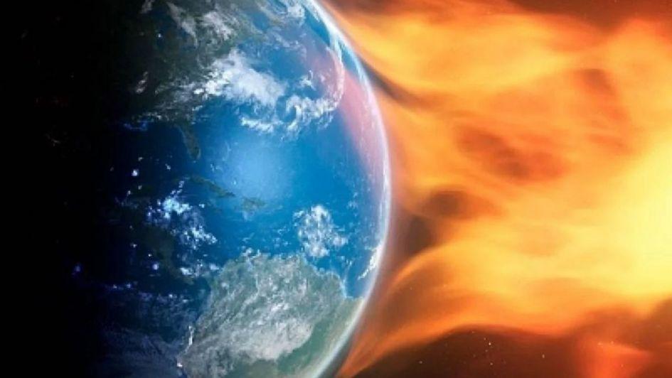 Una tormenta solar azota a la Tierra y amenaza a las radiocomunicaciones