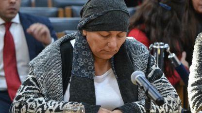 Acusada. Una policía declaró que la escena del crimen fue alterada y complicó a Claudia Cortez