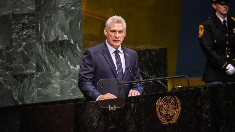 Cuba reacciona a denuncia por crímenes de lesa humanidad
