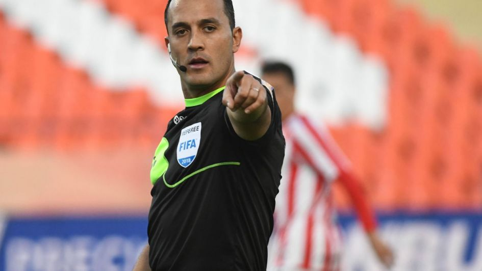 """Fernando Espinoza: """"No llego condicionado, más bien motivado"""""""