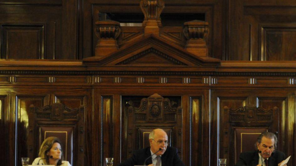 El Gobierno dice que la Corte y el PJ pactaron salvar a Cristina