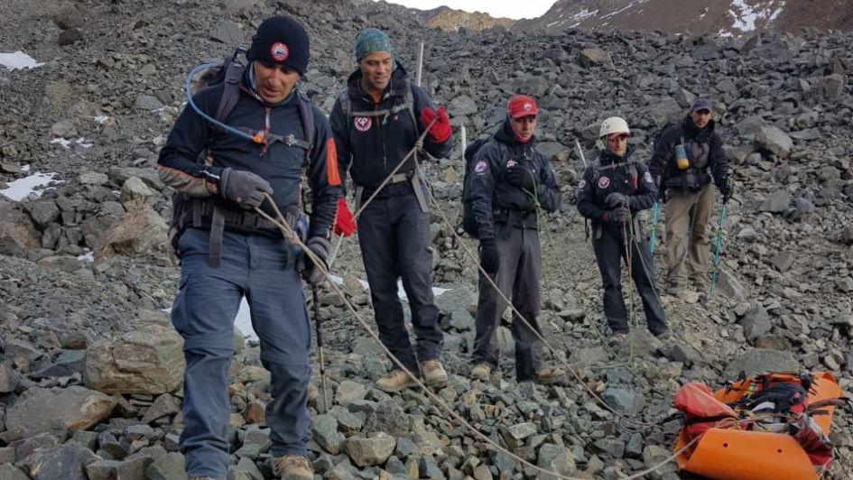 """El misterio del español """"tragado"""" por la montaña que podría resolverse 30 años después"""