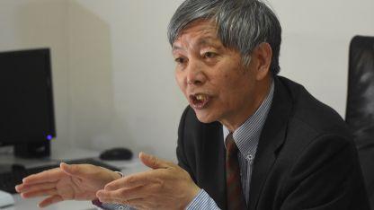 El profesor Wu Guoping promueve un mayor intercambio cultural y comercial con su país.