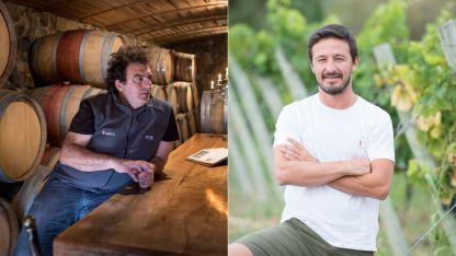 Destacados. Alejandro Vigil y Mauricio Vegetti, dos talentosos profesionales que trabajan en nuestra industria.