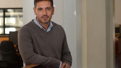 Gerardo Lorenzo. Contó que en el concesionario Fiat están trabajando en mejoras del servicio técnico y de post venta.