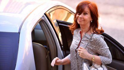 Al banquillo. Desde el martes, la ex presidente va a juicio junto a Lázaro Báez, Julio De Vido y otros trece imputados.