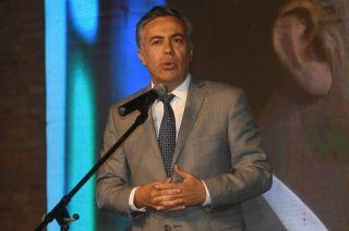 Alfredo Cornejo tiene todas las expectativas en poder cumplir su objetivo frente a los más radicalizados.