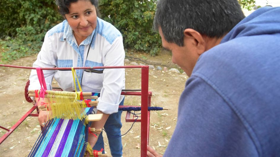 Lavalle celebró sus tradiciones en el Museo Histórico