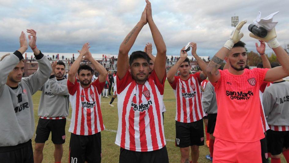 Ventaja: San Martín ganó y va por la final