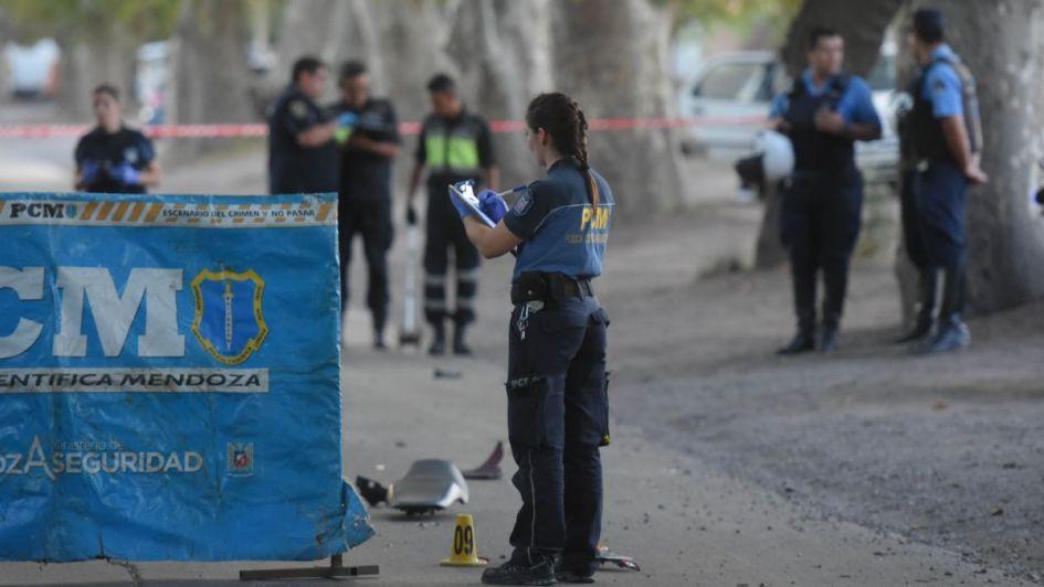 Un joven chocó contra un acoplado en Lavalle y falleció