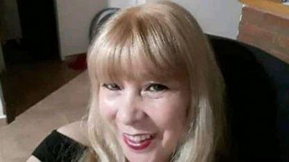 Cristina Noemí Rodríguez (51), la víctima fatal