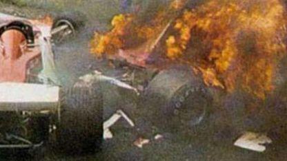 Accidente Lauda en Nürburgring