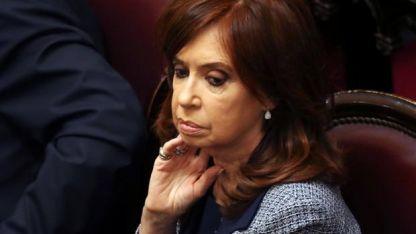 Cristina Fernandéz califica el juicio de hoy como un