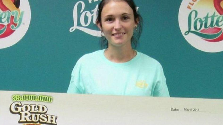 Mujer que gano la loteria hace un ano es arrestada por narcotrafico