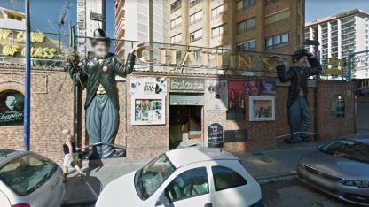 Todo empezó con la publicación de una fotografía del Pub Chaplin´s en Facebook