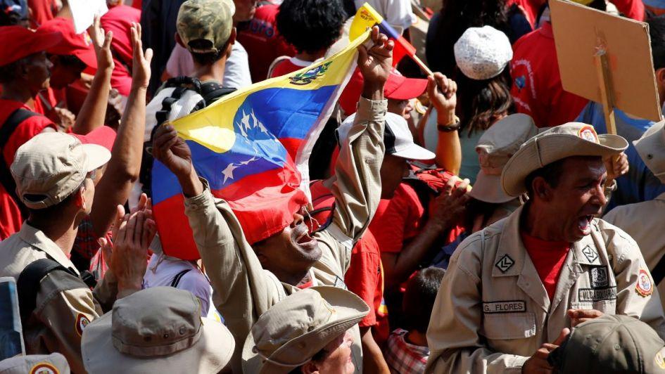 """Según Guaidó, la propuesta de Maduro es una """"burla"""""""