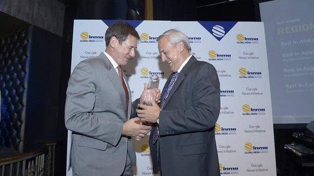 Vía País ganó dos premios internacionales