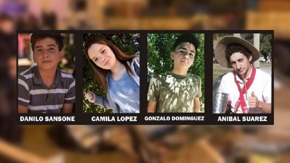 Cuatro chicos murieron en un tremendo accidente en medio de una confusa persecución