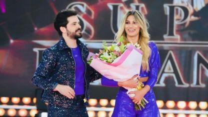 Felipe Colombo y Stefania Roitman