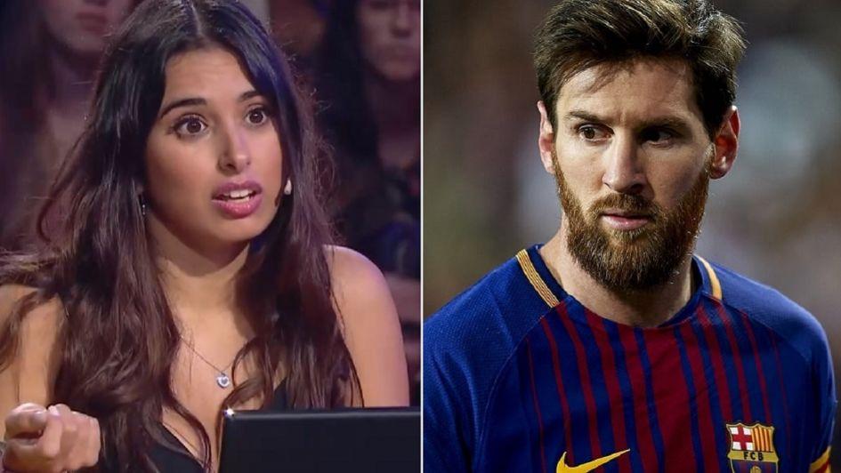 Fue a 'Quien quiere ser millonario' y escrachó a Messi