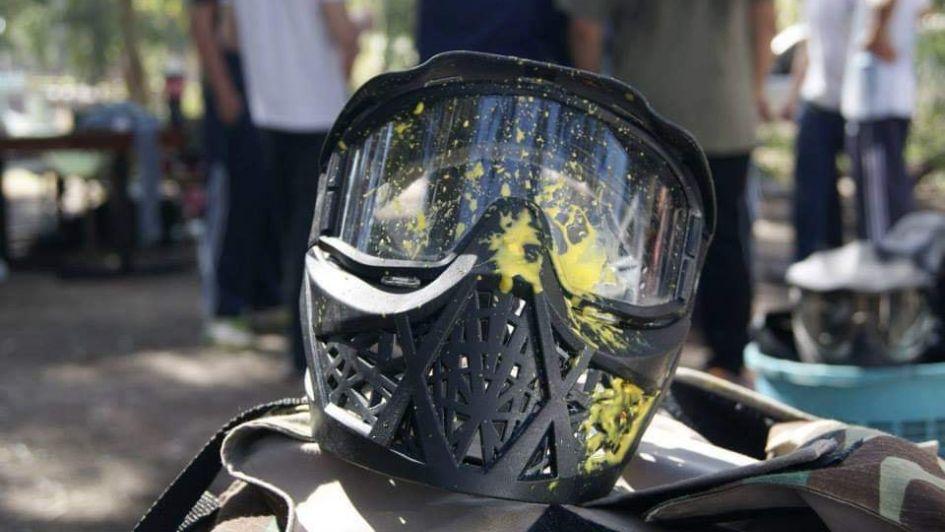 Robaron 70 equipos de un circuito de Paintball en Las Heras
