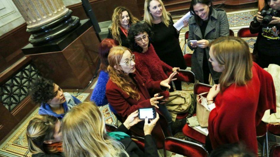 El Senado aprobó el proyecto de Ley de Cupo Femenino en Festivales