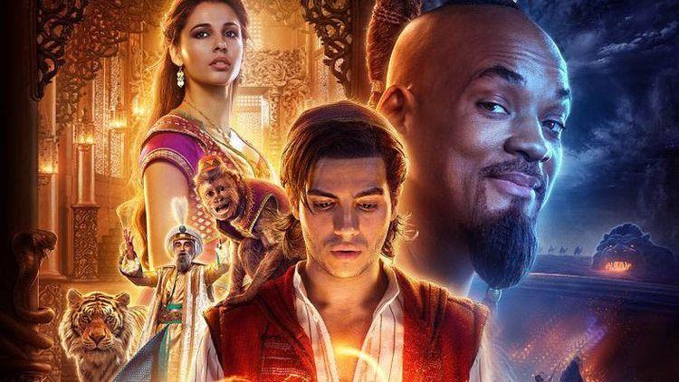 """El genio se despierta: Disney relanza """"Aladdin"""" con una historia actualizada"""