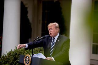 Trump. El presidente deberá mostrar sus números.