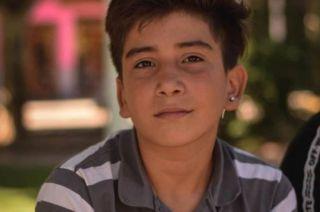 DaniloSansone tenía 13 años.