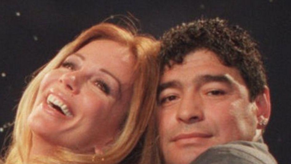 Graciela Alfano reveló que tuvo sexo con Maradona en la casa de un famoso