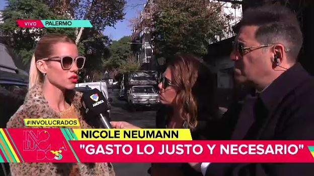 Iúdica a Nicole: