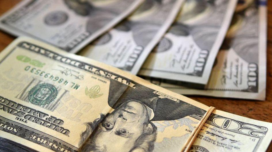 El dólar subió 0,46% y cerró a $46,26 en una jornada en la que también cayó el real