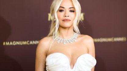 La cantante británico-albanesa Rita Ora