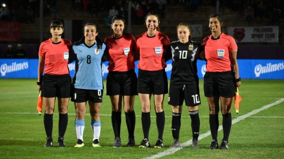 Fútbol femenino: Argentina le ganó a Uruguay en el último amistoso previo al Mundial