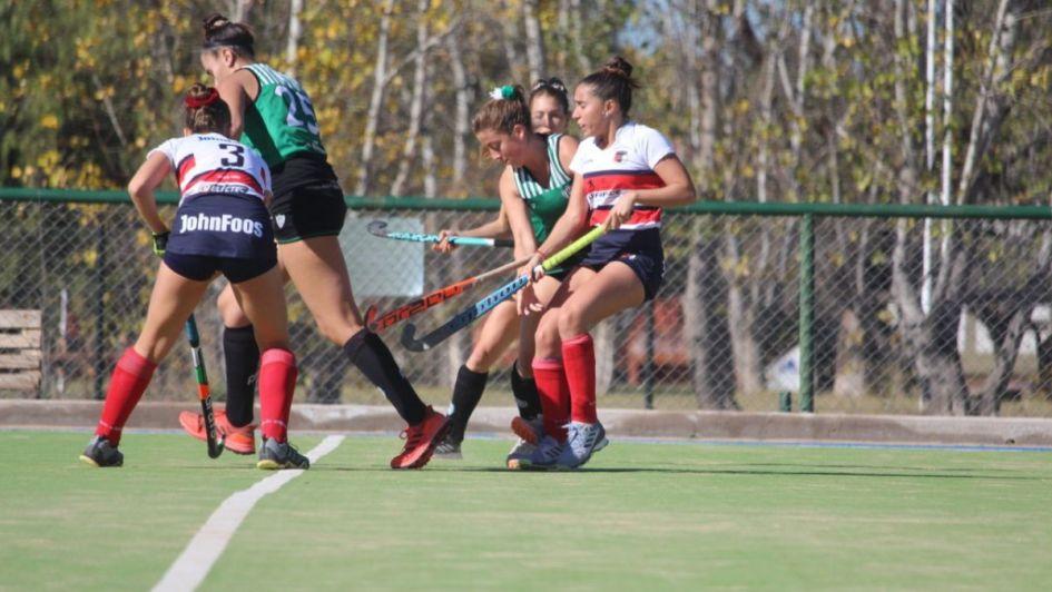 Hockey césped: arrancó el Regional de Clubes con un nivel muy parejo