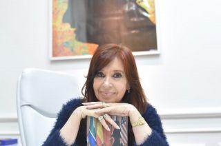 """Escritora. Después de """"Sinceramente"""", CFK publicará otro libro."""