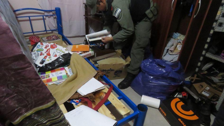 Trata de personas: tres mujeres rescatadas y dos detenidas tras allanamientos en Ciudad